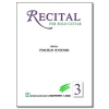 RECITAL FOR SOLO GUITAR 3