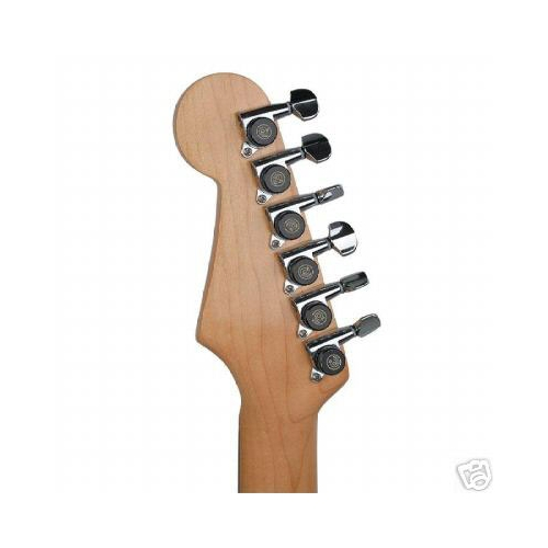 pwat 6r1 electric guitar tuning pegs chr. Black Bedroom Furniture Sets. Home Design Ideas