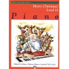 ALFREDS BASIC PIANO MERRY CHRISTMAS 1A