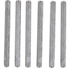 LP-375A 3/8 STRAIGHT ROD SET (6PCS)