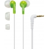 EPH-20 GREEN INNER EAR HEADPHONES