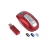 RECHARG. WIRELESS MOUSE RED