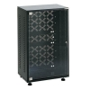EU/R-12PA rack cabinet, with front door