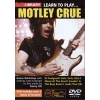 LEARN TO PLAY - MOTLEY CRUE