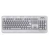 SLIMLINE MULTIMEDIA KEYBOARD ALUMINUM