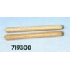 719300 WOODEN CLAVES 20x1,8