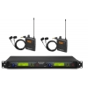 EW-350 2PLAY 2-CH WIRELESS SYSTEM