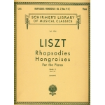 RHAPSODIES HONGROISES BOOK 2 (9-15)