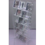 F-5120 STAND ACRYLIC FOR 120 CD